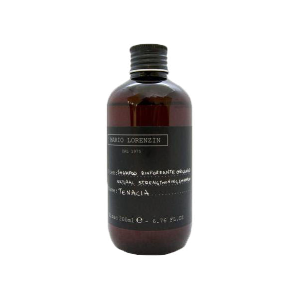 Tenacia Strengthening Natural Shampoo for Men