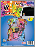 Labrador Car Decal & Air Fresheners Package-Art by Dean Russo