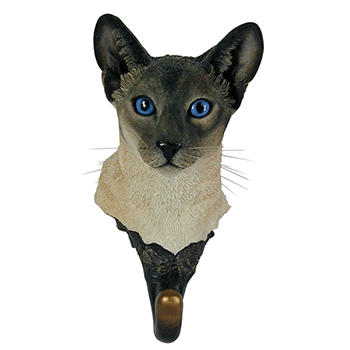 Bluepoint Siamese Cat Hook
