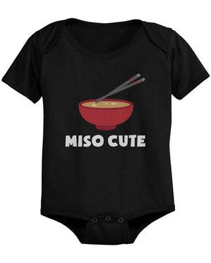 Miso Cute - Funny Graphic Statement Onesie / Infant T-shirt - 365INLOVE
