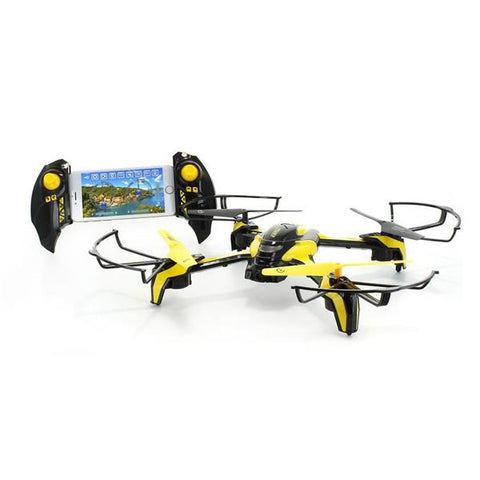 TDR Phoenix WIFI FPV Modular Camera RC Quadcopter with Collision Avoidance and Live Streaming (61336)