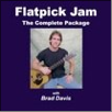FLATPICK JAM: THE COMPLETE PACKAGE - DVD-ROM