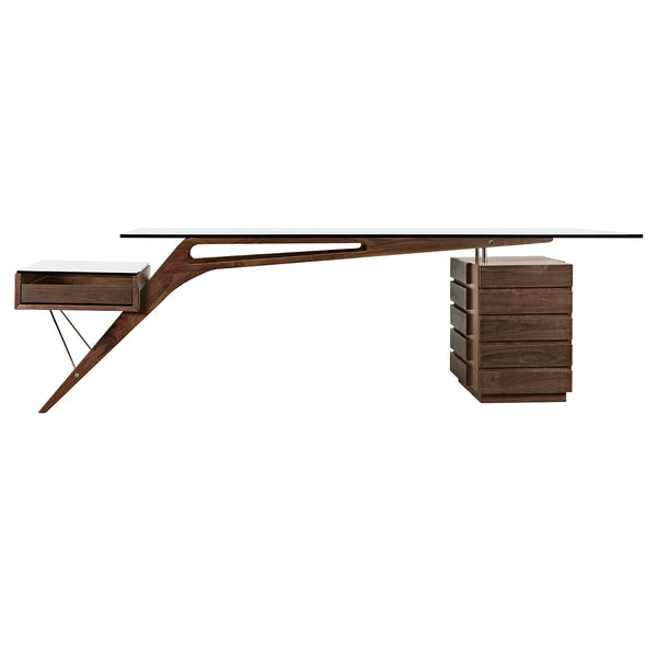 Koen Desk - Walnut