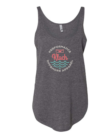 Kluch Offshore Womens Festival Tank Top