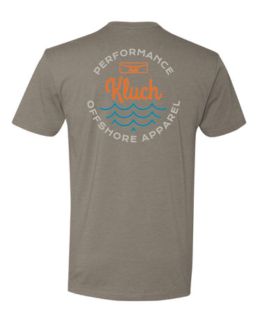 Kluch Offshore Mens T Shirt