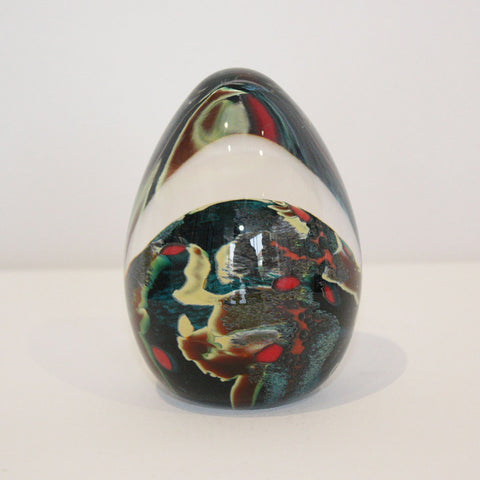 GREEN LAGOON – PAPERWEIGHT - sold