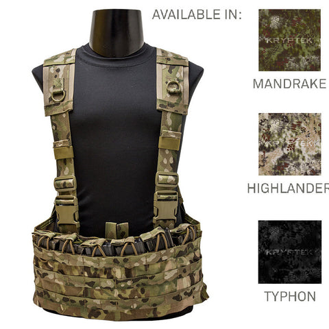 Falcon Chest Harness Limited Edition Kryptek