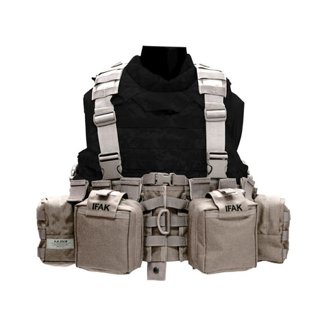 Medical Assault Chest Harness System