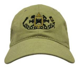 Symbology Cap, Breacher