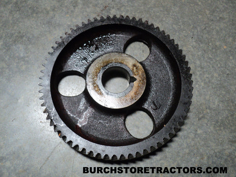 Cam Shaft Gear for Farmall A, AV, B, BN, C, Super A, Super C, T340, T5, 100, 130, 140, 200, 230, 240 Tractors