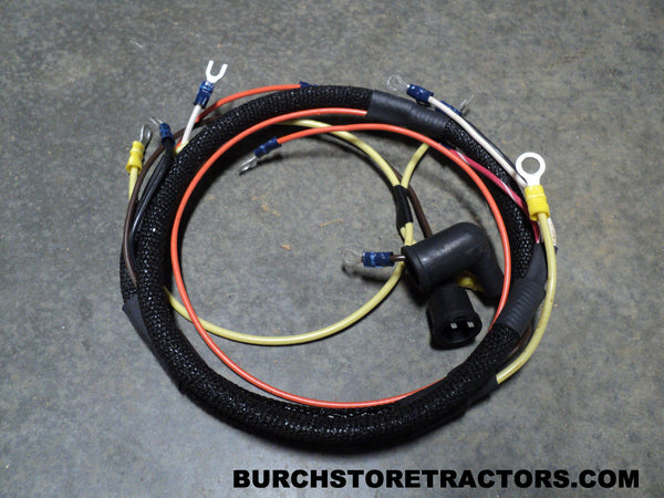 New Wiring Harness For Ford Naa  Jubilee Tractors