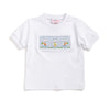 Smocked Easter Bunny T-Shirt