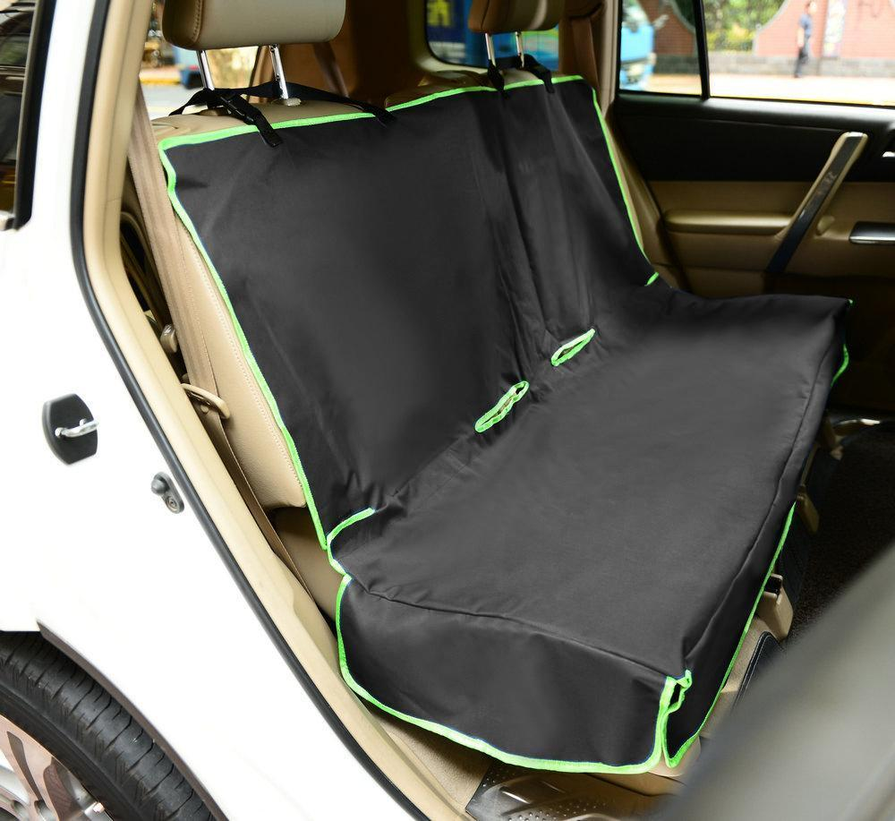 Pet Life ® 'Open Road' Full Back Seat Safety Child Pet Cat Dog Car Seat Carseat Cover Protector
