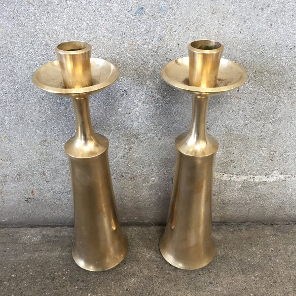 Mid Century Modern Danish Candle Holder BY Jens Quistgaard