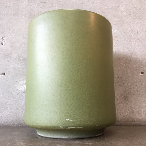 Large Green Gainey Pot