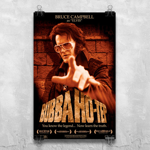 Bubba Ho-tep Mini-poster