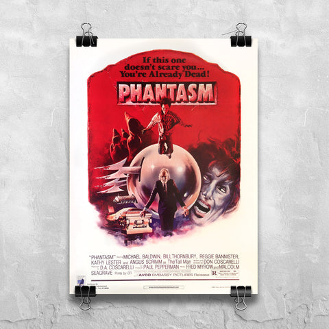 Phantasm -  Original US Mini-Poster