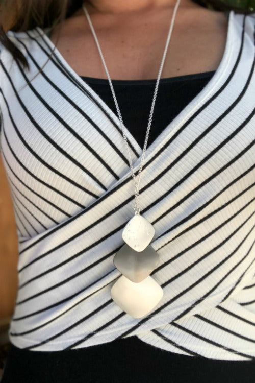 Three Angles Necklace
