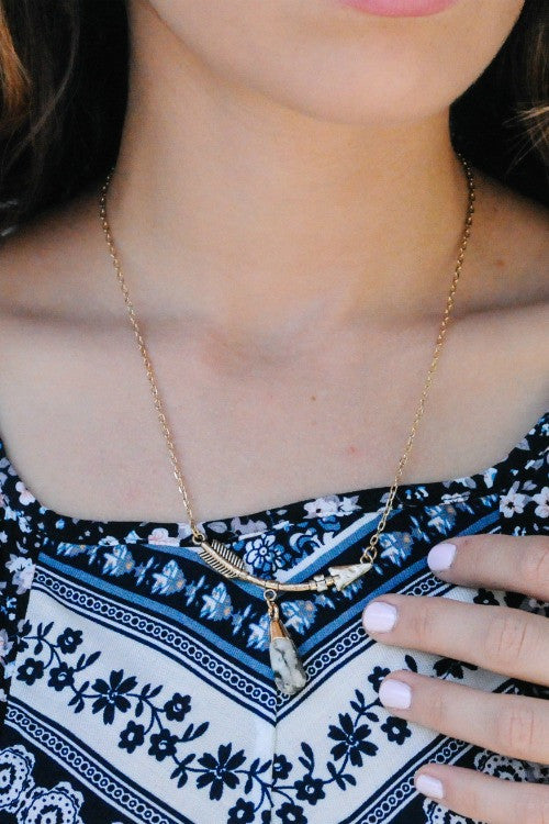 Wanderlust Necklace (2 Colors Available)