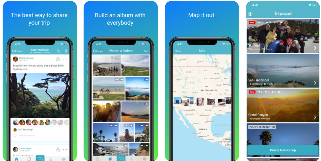 Top 13 Android and iOS Apps for Trip Loggings – Keepgo