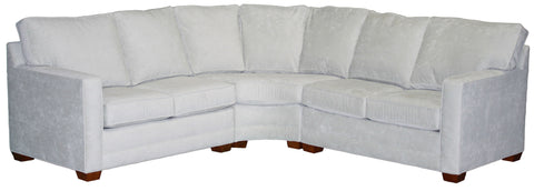 Temple Tailor Made 5500 Sectional With Curved Corner