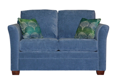 Christy Loveseat, Cozy Non-toxic Loveseat - Endicott Home Furnishings - 1