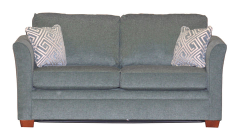 Christy Comfortable Full Sleeper, Non-toxic Condo Sofa - Endicott Home Furnishings - 1