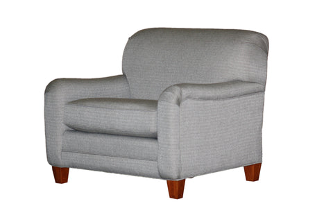 Non-toxic Temple Tailor Made English Arm Chair and Half  - 5505-1/2 - 02