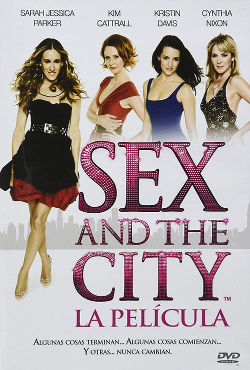 Sex And The City La Pelicula DVD - Almaraz Records | Tienda de Discos y Películas