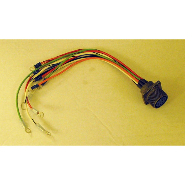 Auto Crane 330256000 Receptacle Assembly, 10 Pin for 3203PRX
