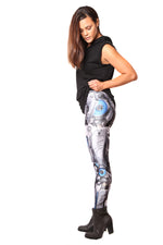 UK Leggings Mecha