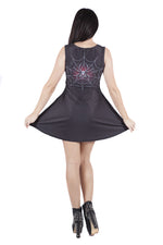 Anne Stokes Aracnafaria Dress