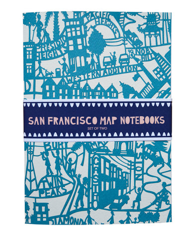 San Francisco Notebooks