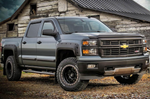 CHEVROLET SILVERADO 1500 EGR PAINTED BOLT-ON FENDER FLARES 2014 - 2018 / FF-791574