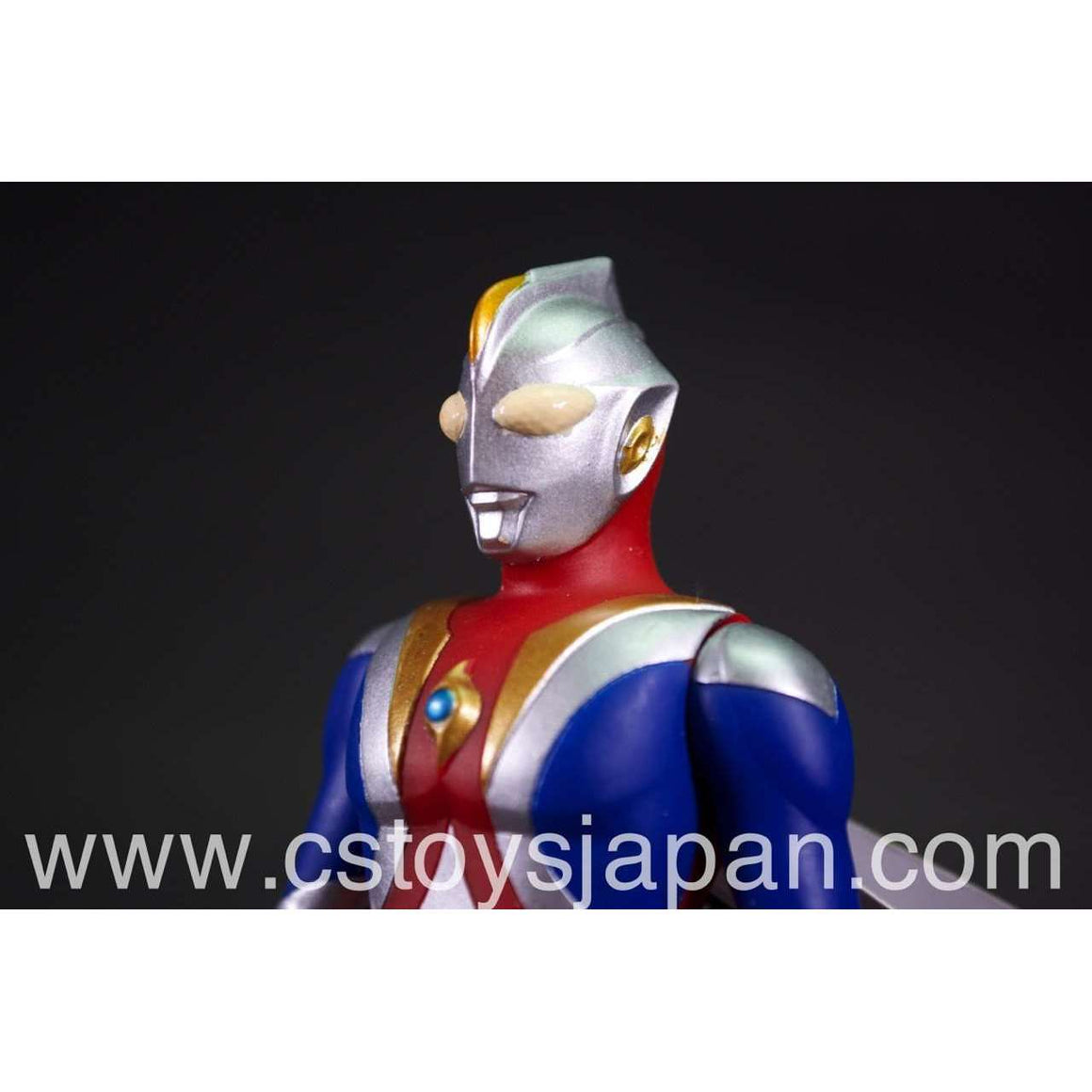 CSTOYS INTERNATIONAL:Ultra Hero 500 33 Ultraman Cosmos Eclipse Mode