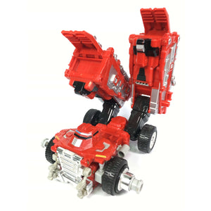CSTOYS INTERNATIONAL:[LOOSE Toy Part] Boukenger: DX Daiboken: Go Go Dump