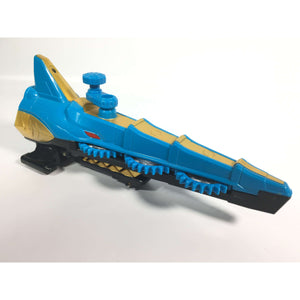 CSTOYS INTERNATIONAL:[LOOSE Toy Part] Goseiger: DX Seaick Brothers Set: Sawshark Header