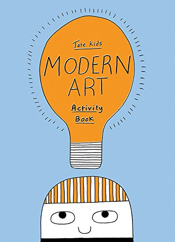 Tate Modern Art Activity Book