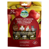 Oxbow Simple Rewards Backed Treats 85gr