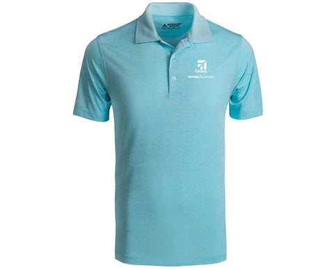 Cessna Mens Steam Polo
