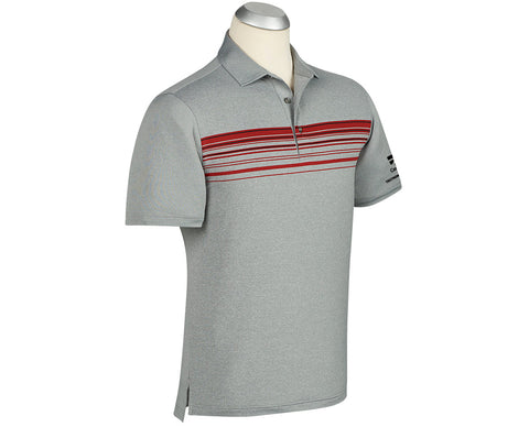 Cessna Bobby Jones Chest Stripe Polo