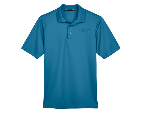 Textron Aviation Mens Plaited Polo