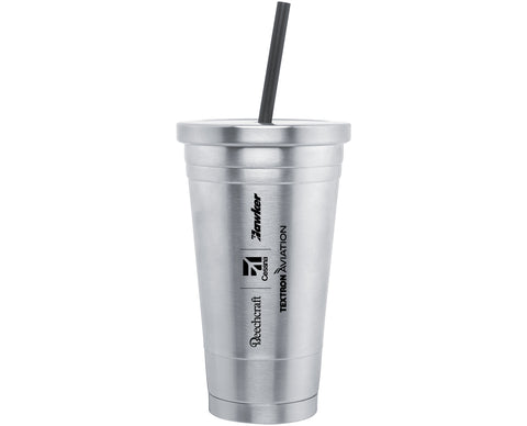 Textron Aviation Stainless Tumbler