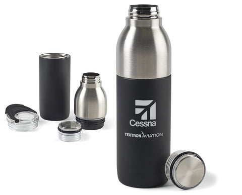 Cessna Emery 20 oz. Stainless Bottle