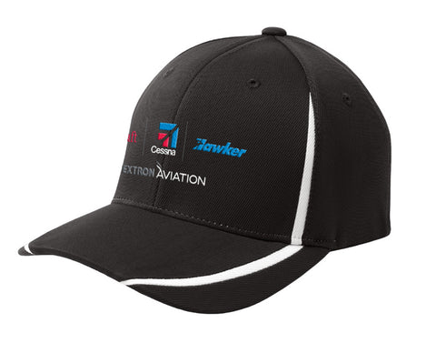 Textron Aviation Flexfit Colorblock Hat