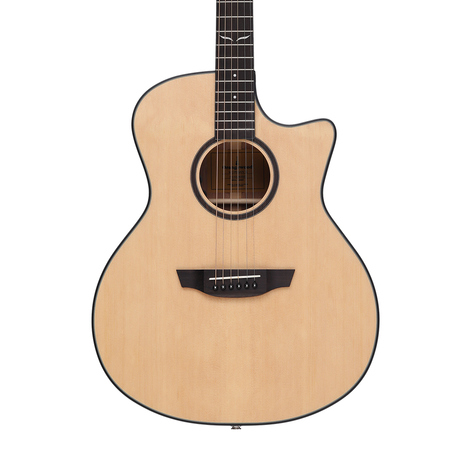 Orangewood Guitars Grand Auditorium Cutaway Acoustic Guitars