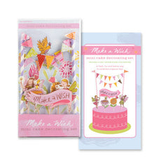 Make a Wish Cake Decorating Set