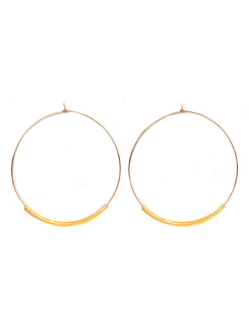 Blythe Hoop Earrings