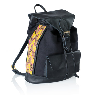 LONA Backpack - Yellow