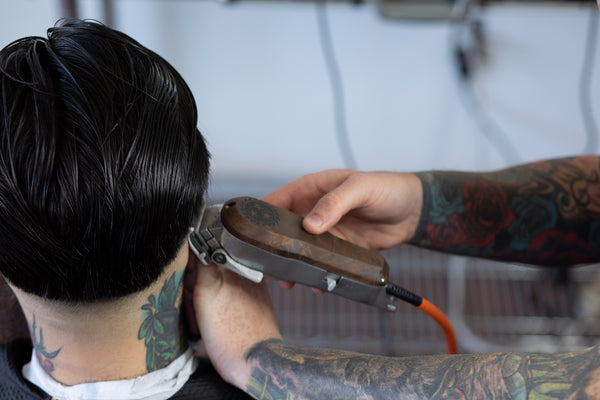 Project | Lab Haircuts 001 - Alex Wade